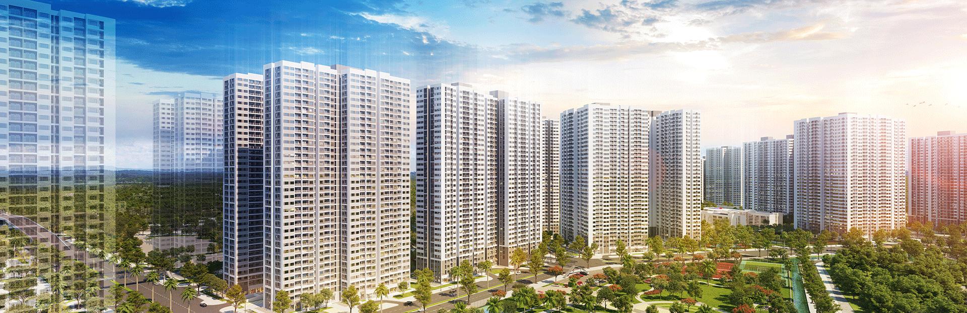 Tổng hợp căn hộ 3 phòng ngủ chuyển nhượng giá đẹp ở Vinhomes Smart City tháng 2/2021