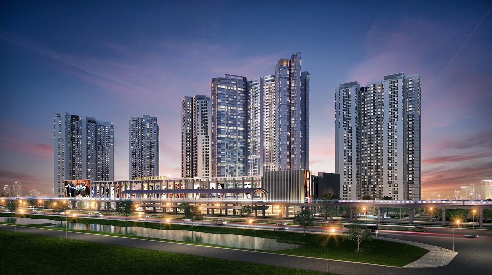Masterise Homes đánh thức tiềm năng các khu đất vàng tại Hà Nội và TP.HCM