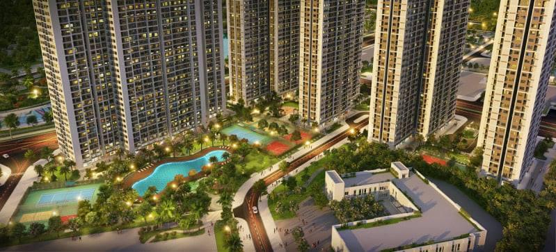 Chọn căn hộ studio Vinhomes Smart City hay Vinhomes Ocean Park?